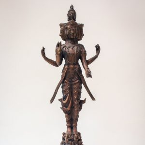 Hindu-statue-of-the-Gods