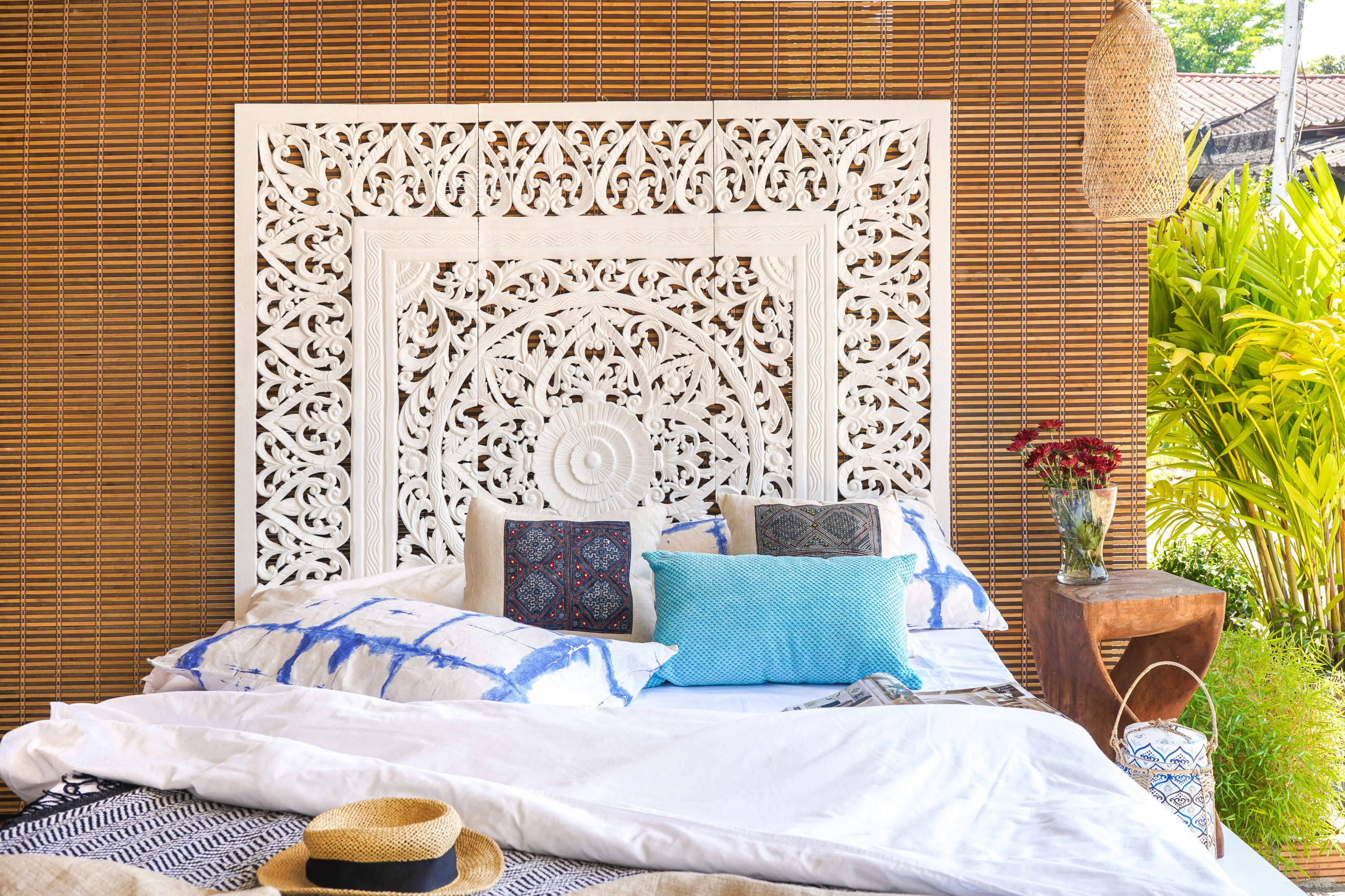 Welcome On Siam Sawadee Carved Headboards And Wooden Wall Art